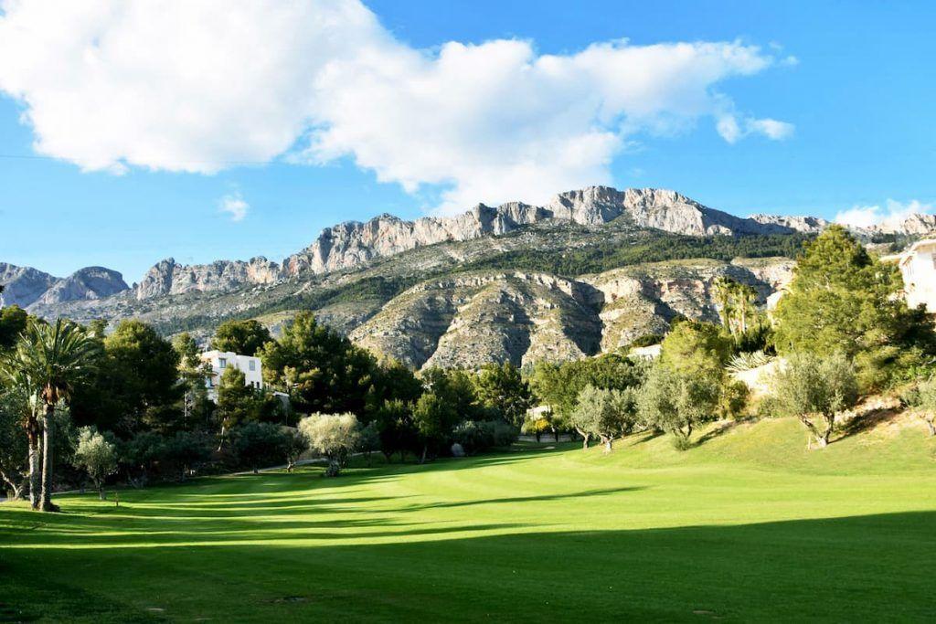 Altea Club de golf costa blanca