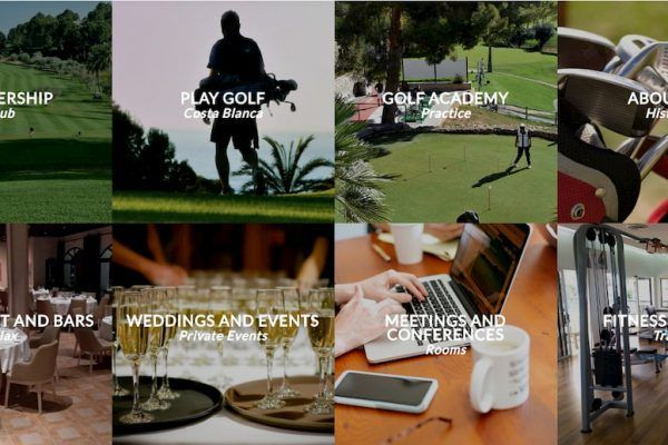 webAltea Golf Costa Blanca