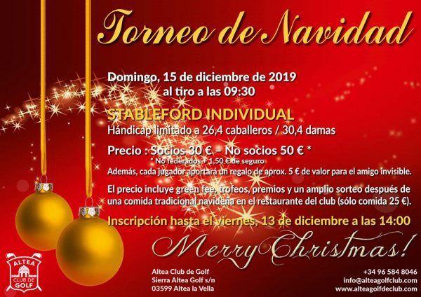 TORNEO de navidad 13